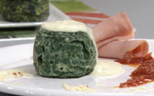 Souffle de verduras facil