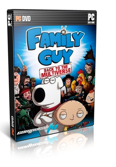 Family Guy Back to the Multiverse PC Full Español