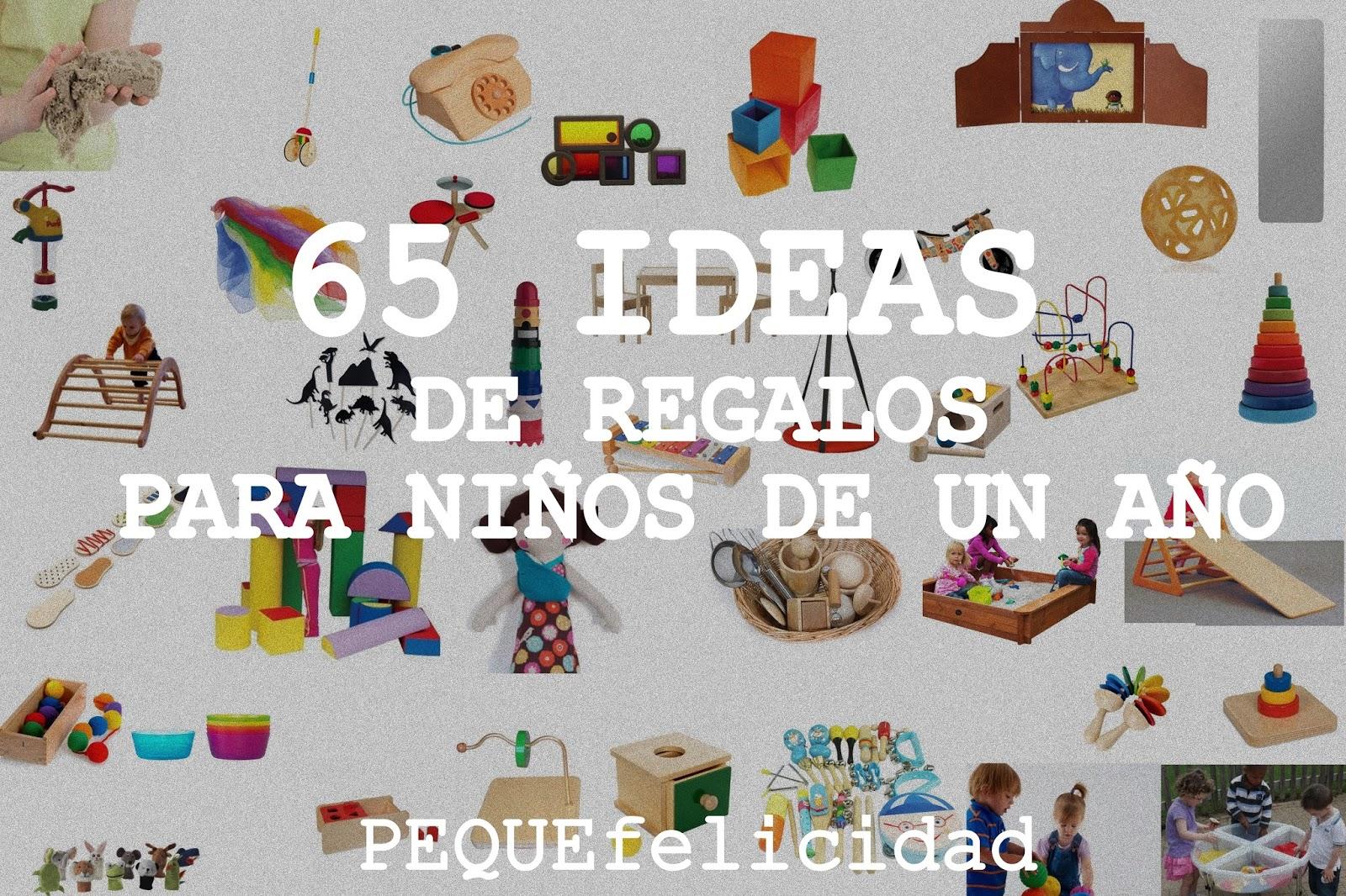 Regalos Originales Para Ninos 4 Anos.Pequefelicidad 65 Ideas De Regalos Para Ninos De Un Ano