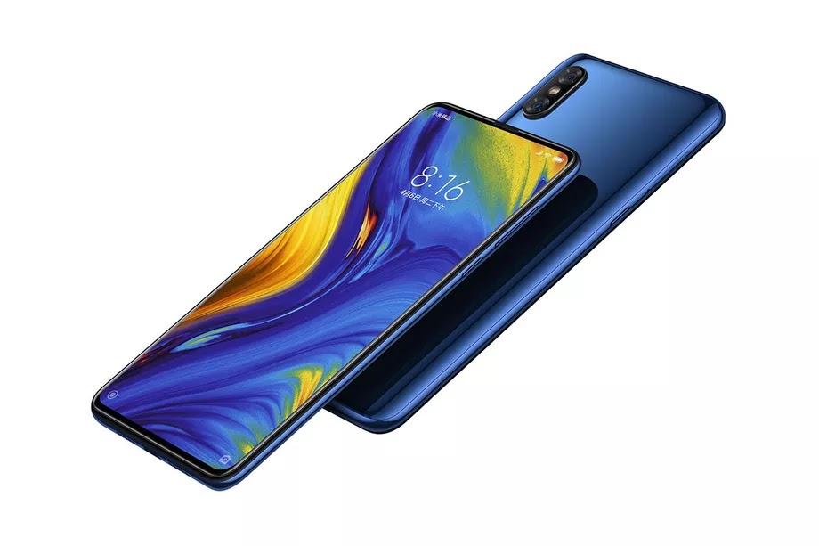 Xiaomi Announces Mi Mix 3 With Sliding Cameras And No Notch