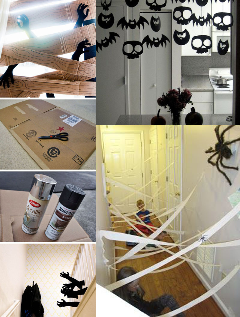 diy deco home halloween