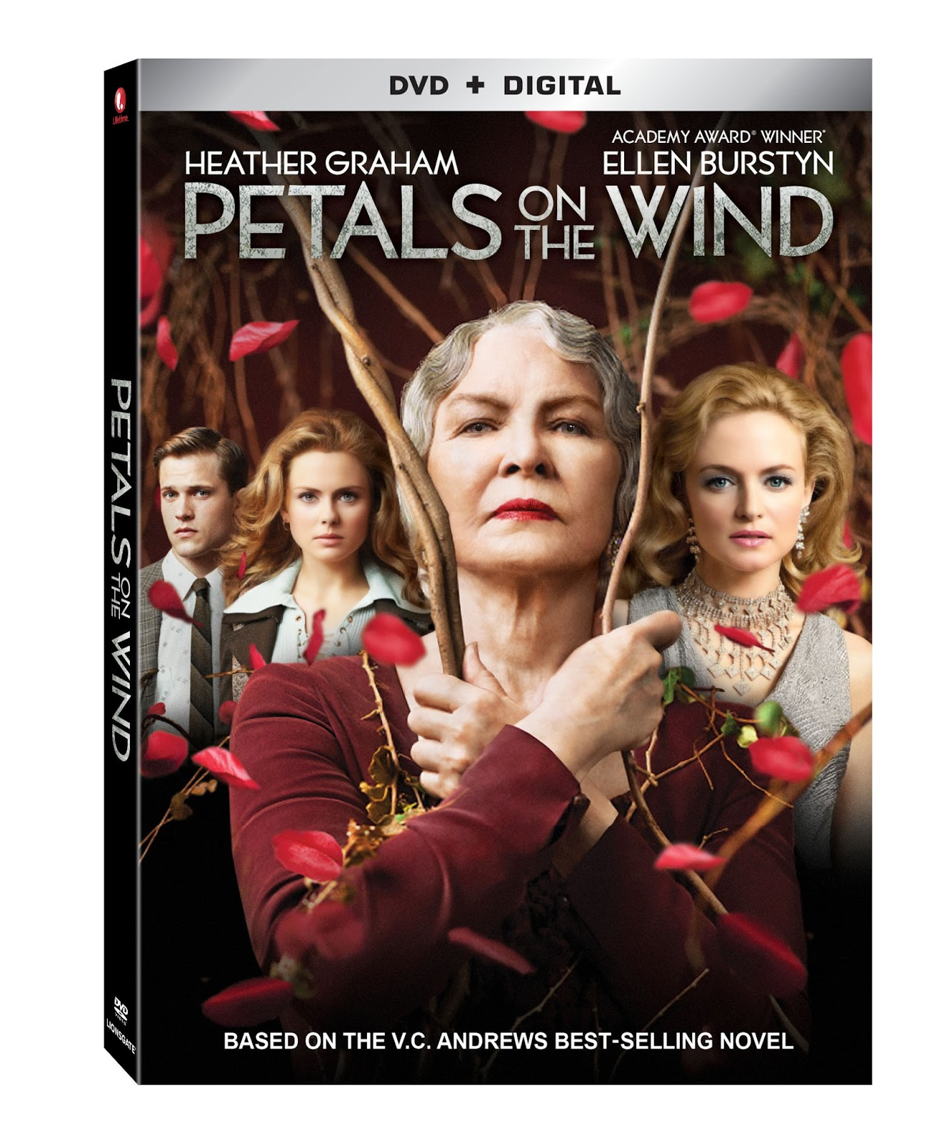 DVD Review - Petals on the Wind