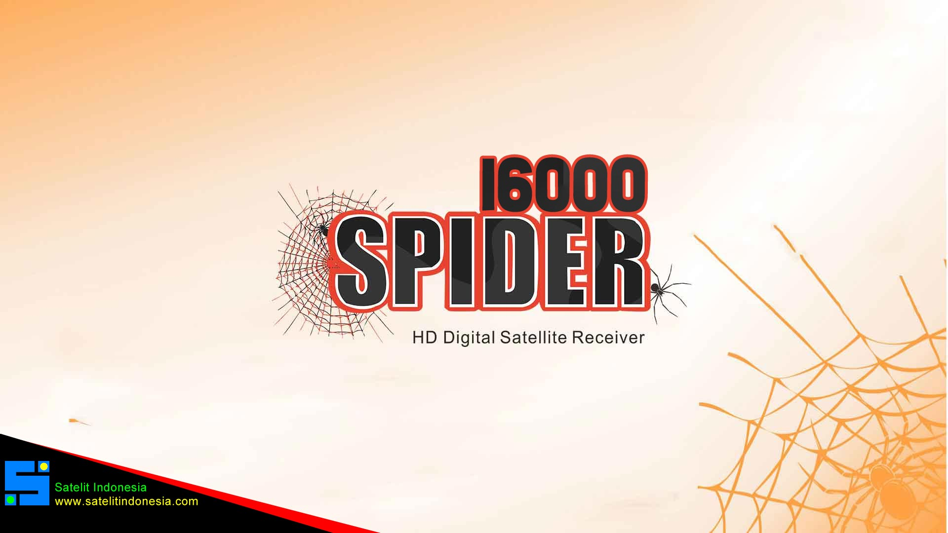 Software Spider I6000 New Update Firmware Receiver