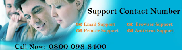 Support Contact Number uk