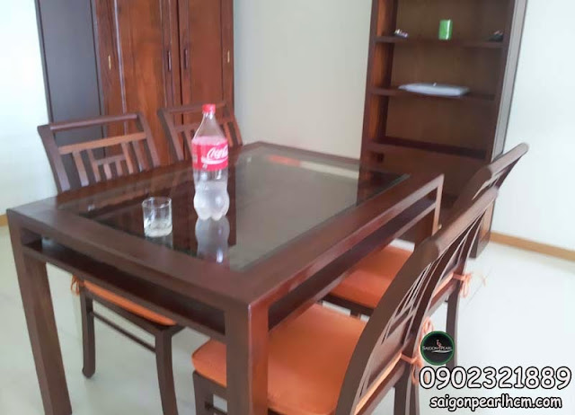 Saigon Pearl apartment for rent on Nguyen Huu Canh, HCMC