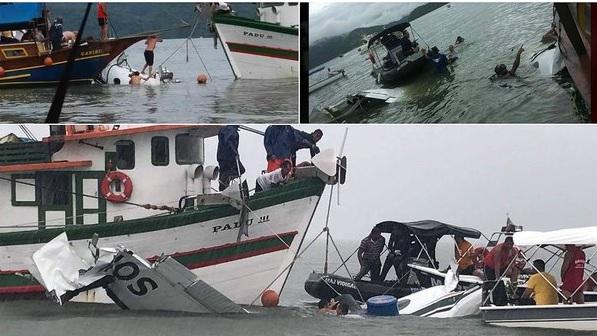 Lanchas, botes, mar