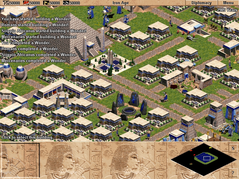 AOE: Rise of Rome v1.0a Patch - Free Download