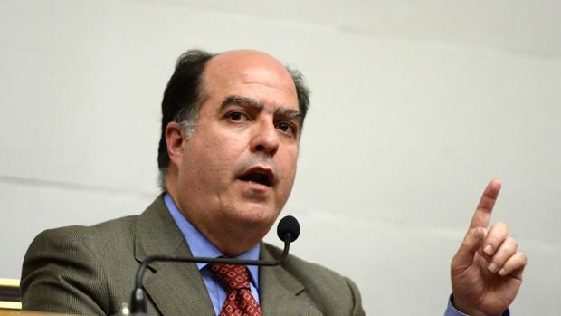 Julio Borges fue invitado por el Consejo de Seguridad de la ONU