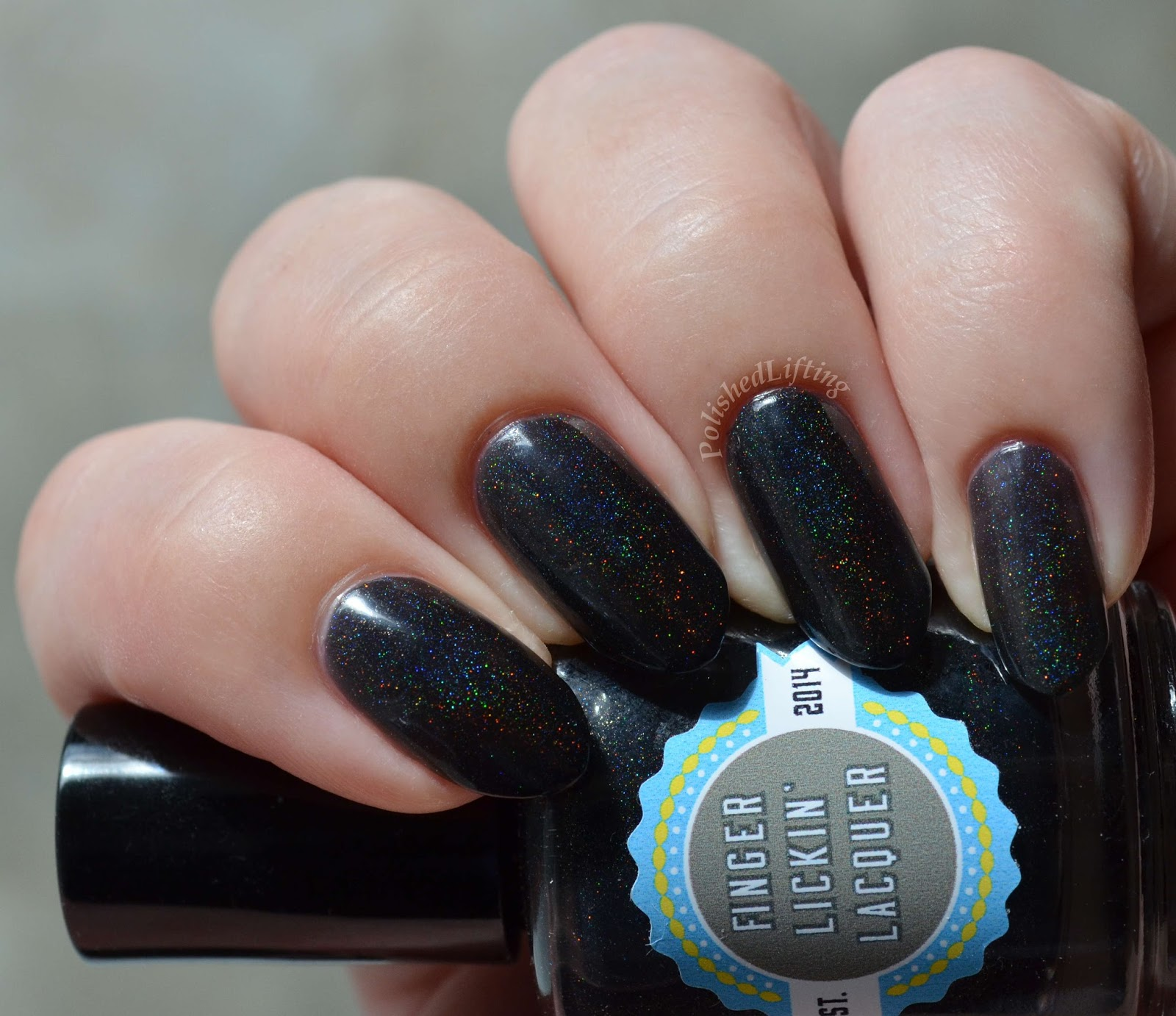 Finger Lickin' Lacquer Bonfire Night