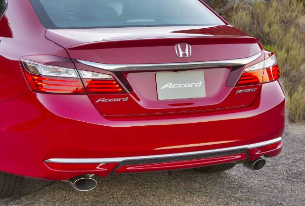 2017 Honda Accord Lineup Includes New Sport Special Edition