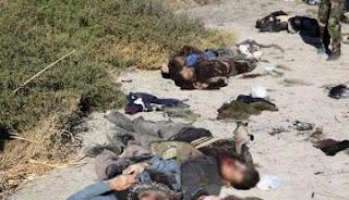 العراق : قتل القائد العسكري لداعش في القائم سعودي الجنسية غرب الأنبار