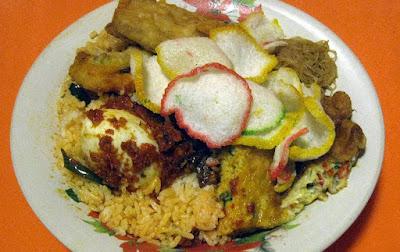 Resep dan cara membuat nasi uduk spesial