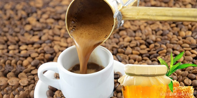 evde ballı kahve tarifi - www.kahvekafe.net