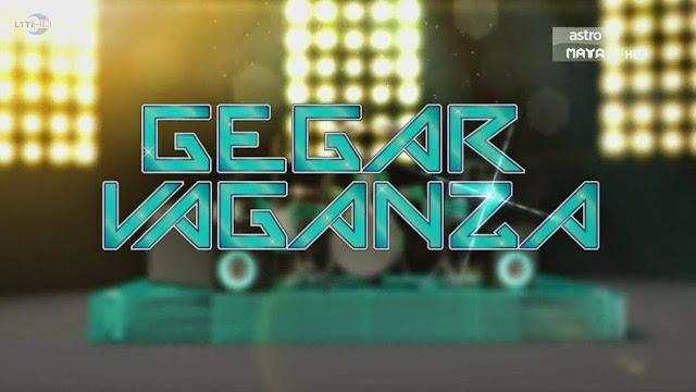 SENARAI LAGU KONSERT FINAL GEGAR VAGANZA 3 !