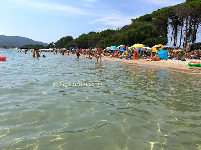 Mugoni Beach, Alghero Sardinia