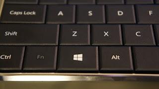 كيفية تصوير سطح المكتب عن طريق لوحة المفاتيح