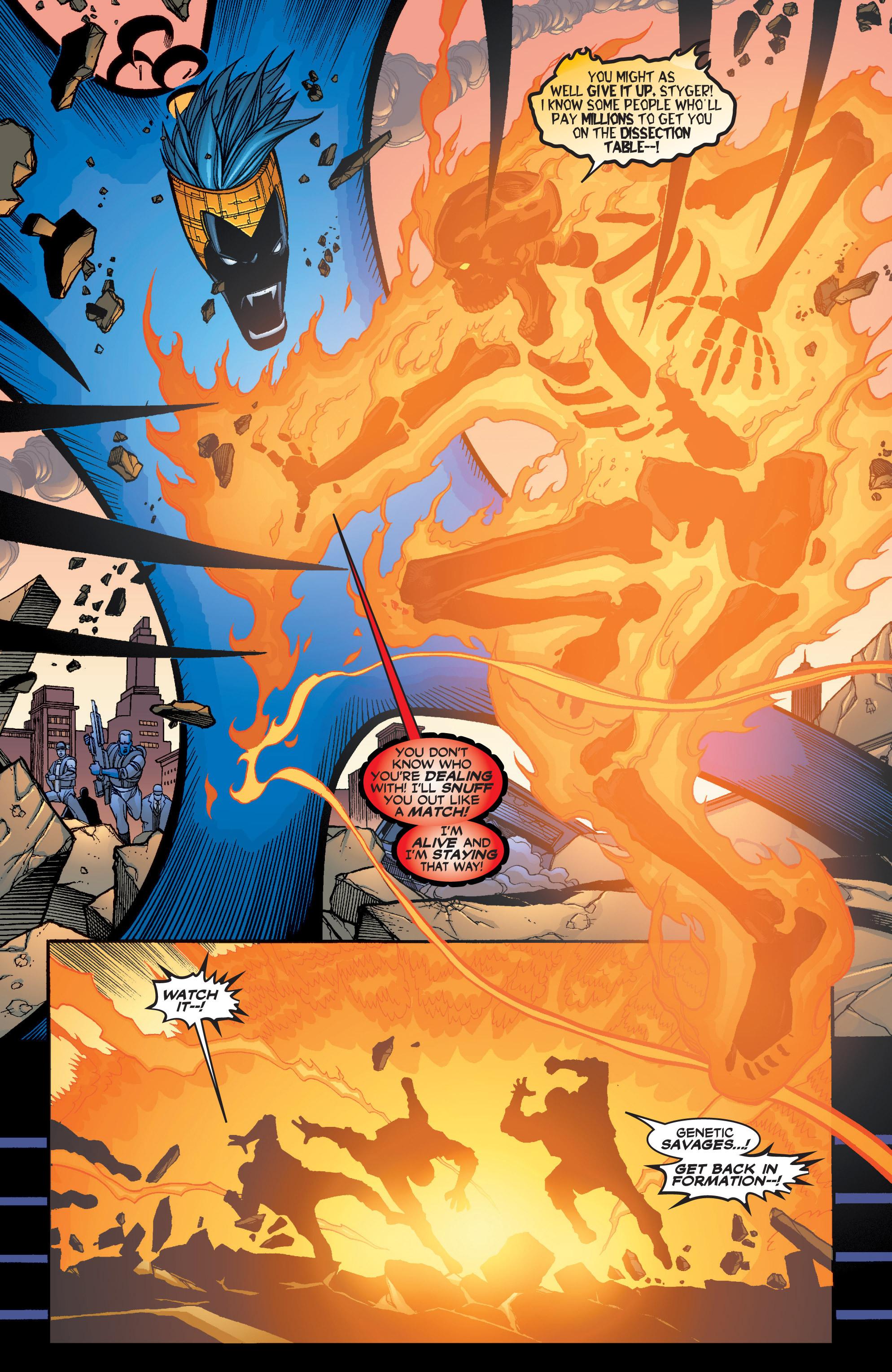 Read online Uncanny X-Men (1963) comic -  Issue #402 - 9