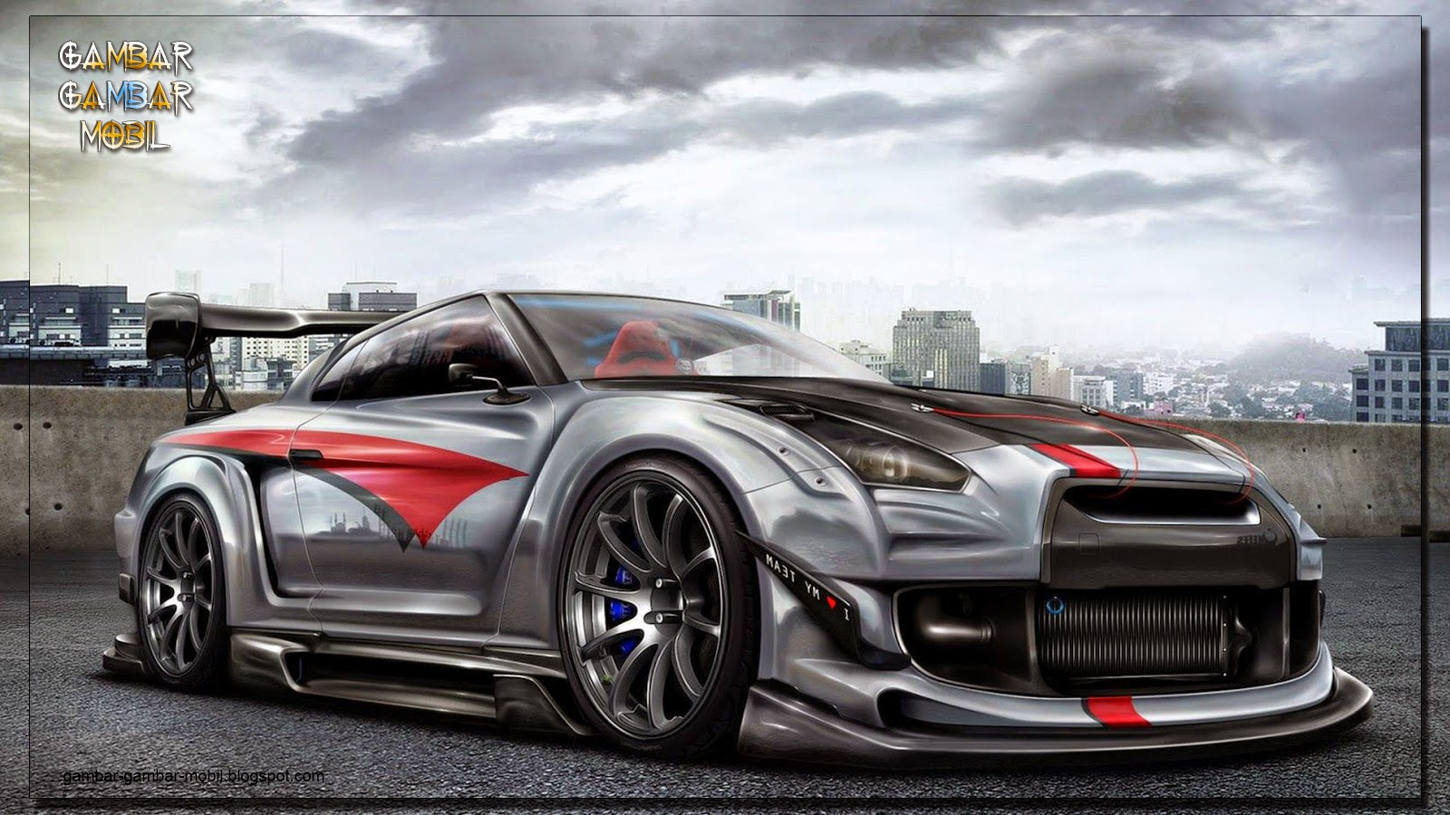 Gambar mobil sport modifikasi  Gambar Gambar Mobil