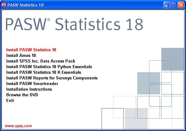 Pasw statistics 18. 0. 0 download for pc free.