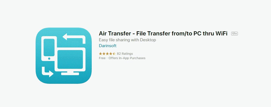 Cara Simple Transfer File dari Komputer ke iPhone