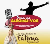 Web Rádio Alegrai-vos de Santa Cecília PB