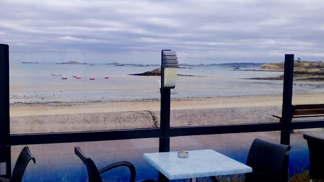 Carantec beach, Chez Gaby Les Retrouvailles, carantec, Brittany