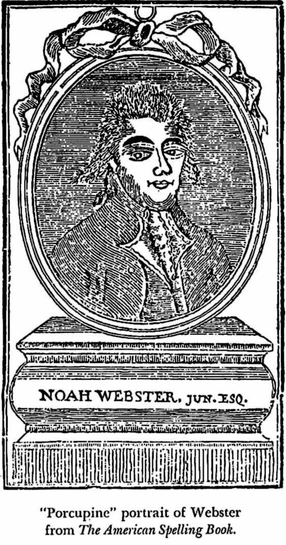 The Portrait Gallery: Noah Webster