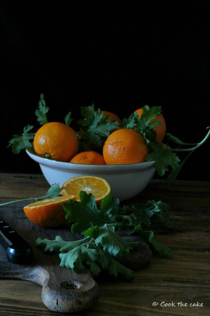 orange, naranjas