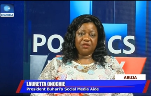 2019 Elections: Buhari Will Defeat Atiku in His LGA - Presidential Aide, Lauretta Onochie (Video)