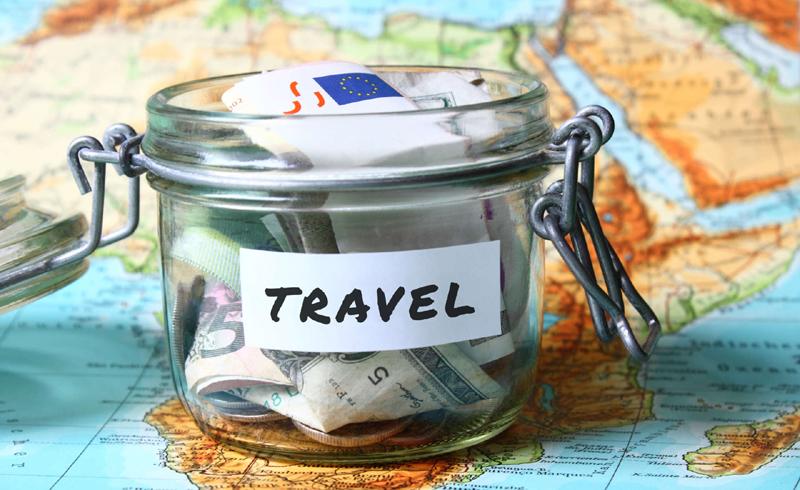 International, travel, saving, money