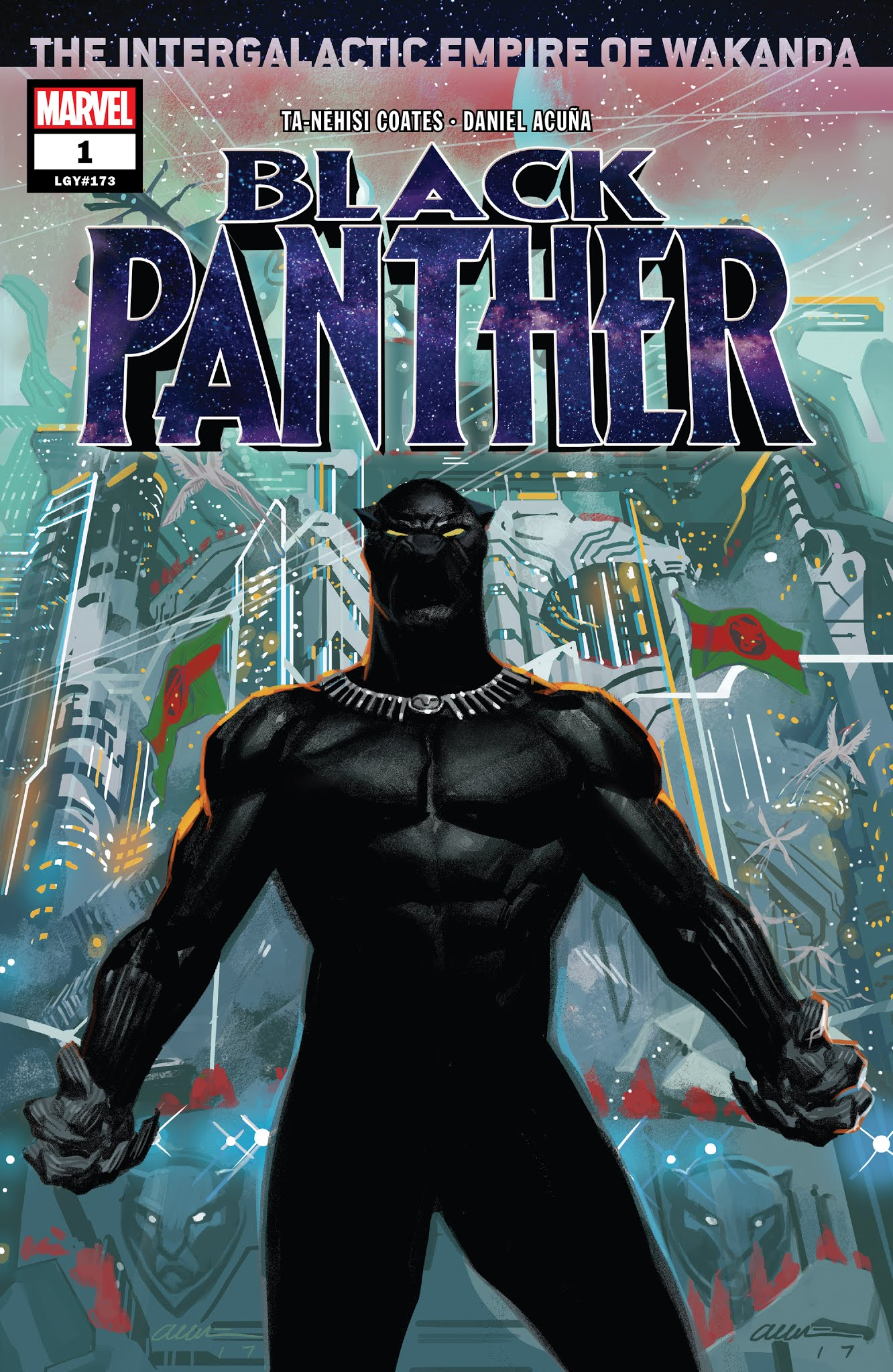 Black Panther (2018) 1 Page 1