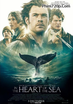 Biển Sâu Dậy Sóng - In The Heart of the Sea