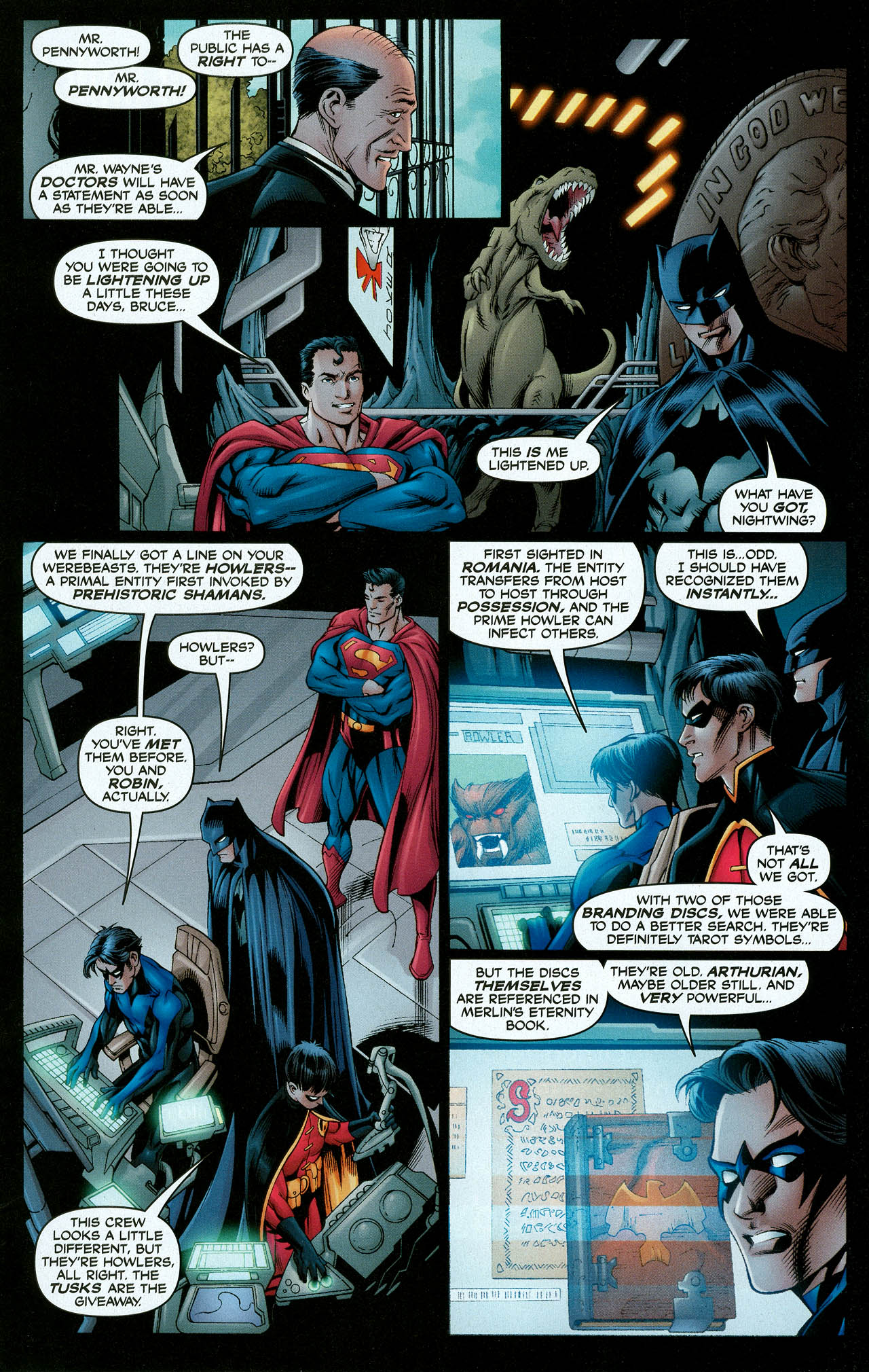Read online Trinity (2008) comic -  Issue #9 - 14