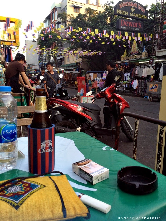 what to do in Khao San