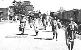 Kharagpur, West Bengal In 1935 & Back