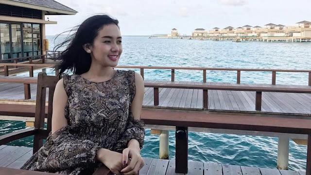 Foto Mesra, Cita Citata Anggap Nassar Sahabat Dekat