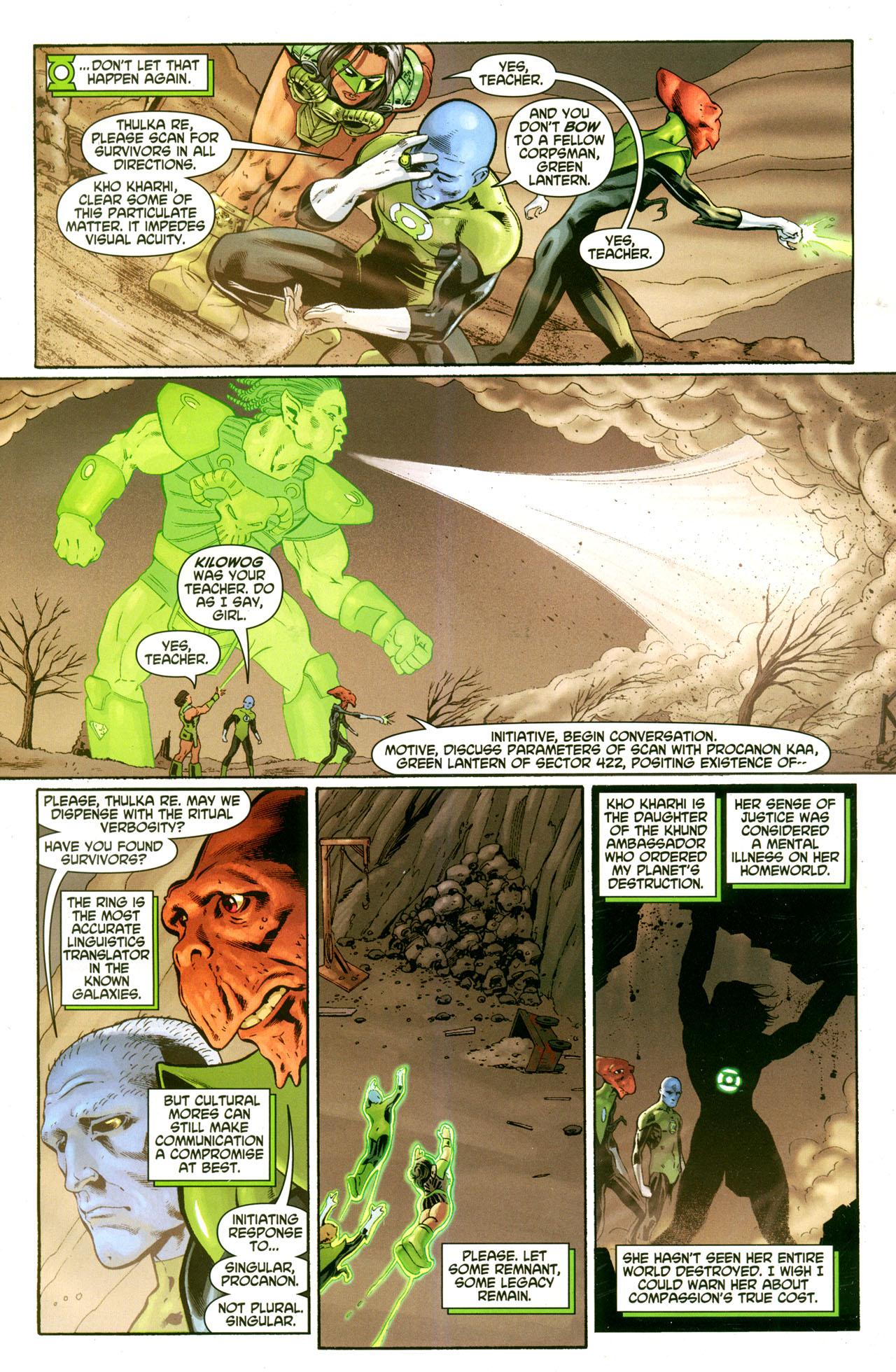 Read online Wonder Woman (2006) comic -  Issue #42 - 4