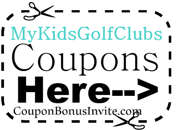 MyKidsGolfClubs Coupon Codes, MyKidsGolfClubs Discount Codes, MyKidsGolfClubs Promo Codes June, July, August, September, October, November 2017-2018