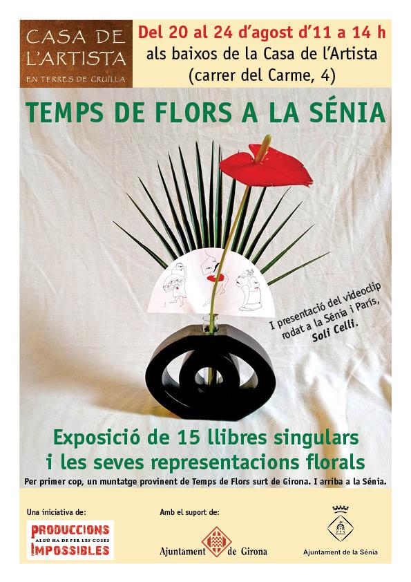 Temps de Flors a la Sénia