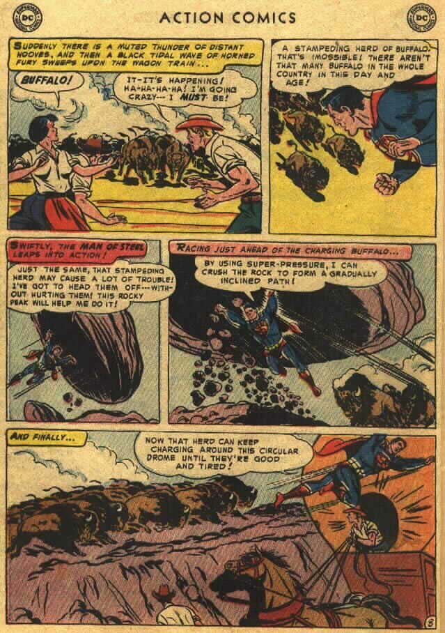 Read online Action Comics (1938) comic -  Issue #184 - 10