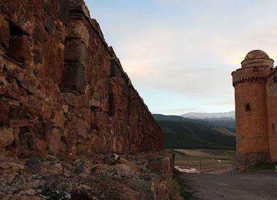 Castillo de Calahorra. Comarca de Guadix