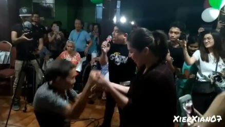 The Heart-touching Moment When Angel Locsin Celebrated Her Birthday With The Elders