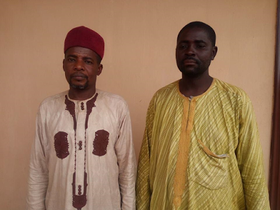 Two men arraigned by EFCC for N55million fraud