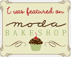 Our Contempo Throw was featured on Moda Bakeshop