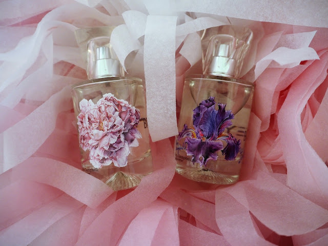 Bronnley Pink Peony & Rhubarb + Iris & Wild Cassis Eau De Toilette