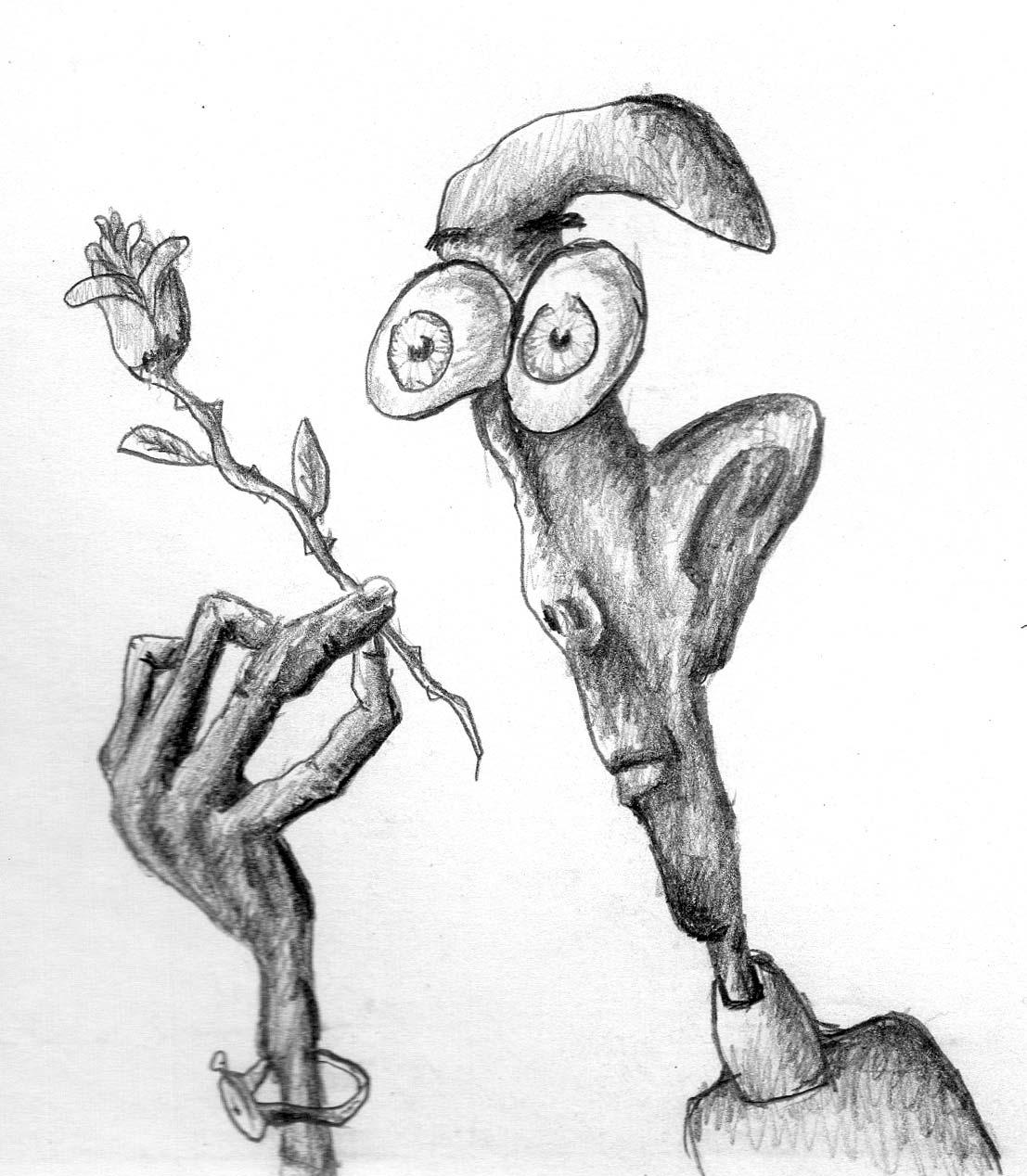Pz C Dibujos A Lapiz
