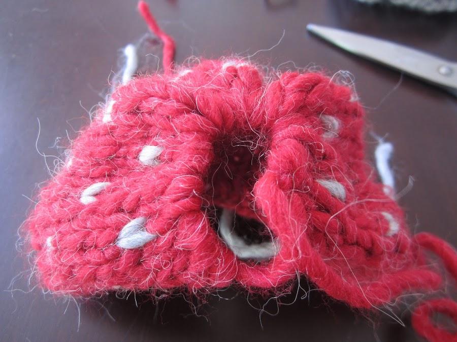 mis nancys, mis peques y yo, tutorial gorros de lana nancy, círculo cerrado
