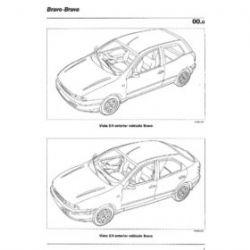 Manuales de mecánica y taller: Fiat Brava Bravo Manual De
