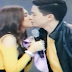 Alden Richard kisses Maine Mendoza on the lips