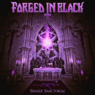 "Το ep των Forged In Black ""Sinner Sanctorum"""